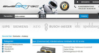 <a href='http://www.sysgotec.de' target='_blank'>http://www.sysgotec.de</a> - Maintenance and further development of a xt:commerce 3.0.4 online shop. Wit h a lot of custom functions and api calls. Stylebar Admin Backend. Since 2012.